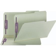SMD 19920 Smead 2/5 Cut Tab SafeShield Fastener Folders SMD19920