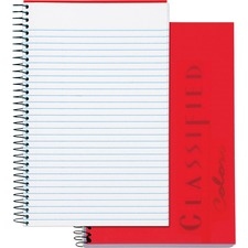 TOP 73505 Tops Classified Business Notebooks TOP73505