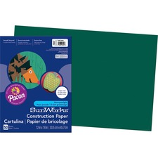 PAC 7807 Pacon SunWorks Groundwood Construction Paper PAC7807
