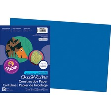 PAC 7507 Pacon SunWorks Heavyweight Construction Paper PAC7507