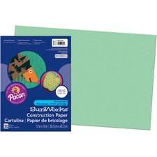 PAC 8107 Pacon SunWorks Heavyweight Construction Paper PAC8107