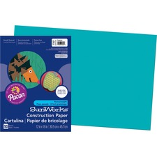 PAC 7707 Pacon SunWorks All-purpose Construction Paper PAC7707
