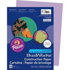 PAC 7103 Pacon SunWorks Heavyweight Construction Paper PAC7103