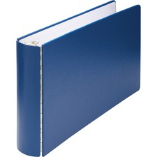 "WLJ 34670NB Acco/Wilson Jones 11""x17"" Three-ring Binder WLJ34670NB"