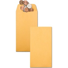 QUA 50762 Quality Park No. 7 Coin Envelopes QUA50762