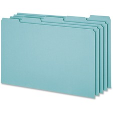 PFX PN305 Pendaflex 1/5-cut Blank Tab Legal Size File Guides PFXPN305