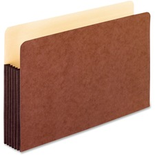 PFX 35364 Pendaflex Redrope WaterShed Expanding File Pockets PFX35364