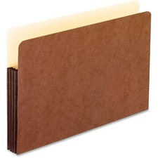 PFX 35261 Pendaflex Redrope WaterShed Expanding File Pockets PFX35261