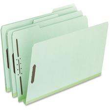 PFX 17186 Pendaflex Extra-sturdy Pressboard Fastener Folders PFX17186
