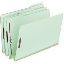 PFX 17182 Pendaflex Extra-sturdy Pressboard Fastener Folders PFX17182