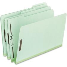 PFX 17181 Pendaflex Extra-sturdy Pressboard Fastener Folders PFX17181