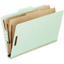 PFX 17173 Pendaflex 6-part Pressboard Classification Folders PFX17173