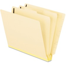 PFX 13175 Pendaflex Manila End Tab Classification Folders PFX13175