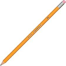DIX 12875 Dixon No. 2.5 Commercial-grade Wood Pencils DIX12875