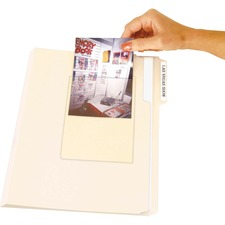 CLI 70346 C-Line 35mm Ring Binder Photo Storage Pages CLI70346