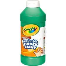 CYO 551316044 Crayola Washable Finger Paint CYO551316044