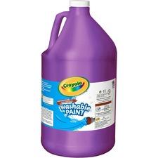 CYO 542128040 Crayola 1 Gallon Washable Paint CYO542128040