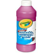 CYO 542016069 Crayola Washable Paint CYO542016069