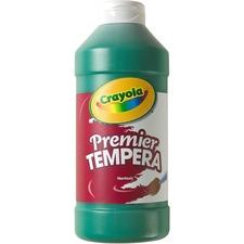 CYO 541216044 Crayola 16 oz. Premier Tempera Paint CYO541216044