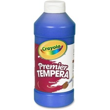 CYO 541216042 Crayola 16 oz. Premier Tempera Paint CYO541216042