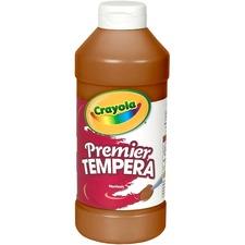 CYO 541216007 Crayola 16 oz. Premier Tempera Paint CYO541216007
