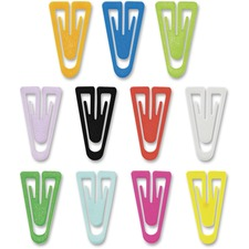GEM PC0300 Gem Office Products Triangular Paper Clips GEMPC0300