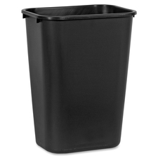 RCP295700BK - Rubbermaid Commercial Standard Series Wastebaskets