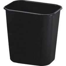 RCP 295500BK Rubbermaid Comm. Deskside Wastebasket RCP295500BK