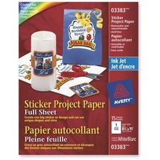 Avery 3383 Photo Paper