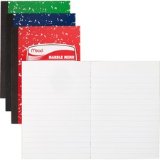MEA 45417 Mead Square Deal Colored Memo Book MEA45417