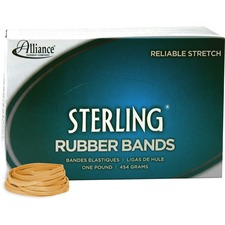 ALL24315 - Alliance Rubber 24315 Sterling Rubber Bands - Size #31