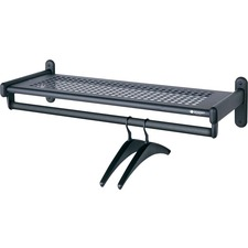 QRT 20403 Quartet Wall Mount Garment Shelf Rack QRT20403