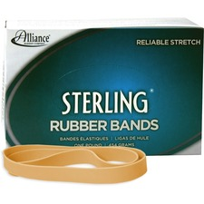 ALL25055 - Alliance Rubber 25055 Sterling Rubber Bands - Size #105