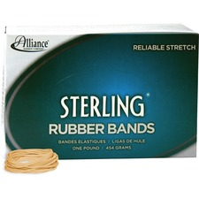 ALL24145 - Alliance Rubber 24145 Sterling Rubber Bands - Size #14