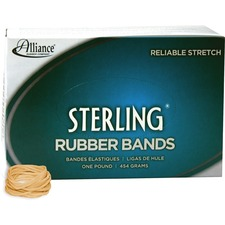 ALL24125 - Alliance Rubber 24125 Sterling Rubber Bands - Size #12