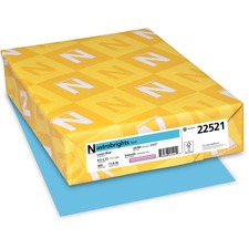 WAU 22521 Wausau Astrobrights 24 lb Colored Paper WAU22521