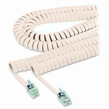 SOF 42260 Softalk Modular Plug Handset Coil Cord SOF42260