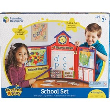 Pretend & Play - Pretend/Play Pre-K School Set
