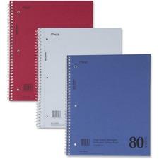 MEA 06548 Mead DuraPress Cover Wirebound Spiral Notebook MEA06548