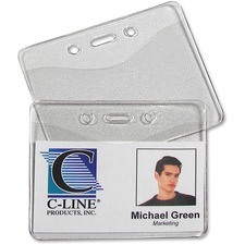 C-Line 88607 Badge Holder