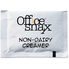 OFX 00022 Office Snax Single-use Non-Dairy Creamer  OFX00022