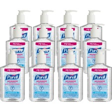 GOJ 965212CT GOJO PURELL Advanced Hand Sanitizer Refreshing Gel GOJ965212CT