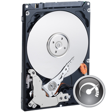 Western Digital Scorpio Black 320 GB SATA300 Internal Hard Drive