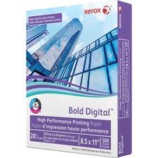 XER 3R11760 Xerox Bold Digital Printing Paper XER3R11760