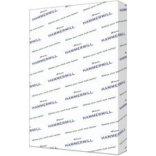 "Hammermill Color Copy Digital 12x18 Laser, Inkjet Copy & Multipurpose Paper - White - 100 Brightness - 12"" x 18"" - 28 lb Basis Weight - Ultra Smooth - 500 / Ream - FSC"