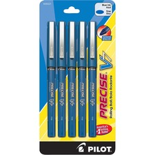 PIL 26021 Pilot Hi-Tecpoint V5 Rollerball Pens PIL26021