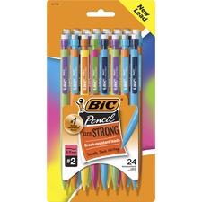 BIC MPLWP241 Bic Xtra-Strong Mechanical Pencils BICMPLWP241