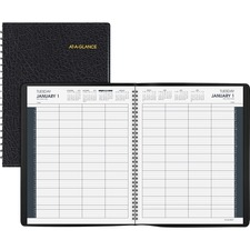 AAG7021279 - At-A-Glance 8-Person Appointment Book