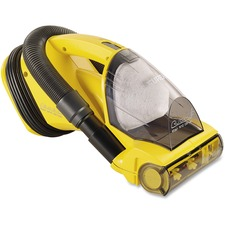 Eureka Electrolux EZ Clean Bagless Hand Vacuum - Bagless - 20 ft Cable Length - 5.50 A - Yellow