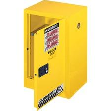 JUS 891200 Just Rite 1-Door Flammable Liquids Cabinet JUS891200